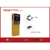 Wholesale Ticket Parking Access Control Systems for entry / Exit , car park access control systems from china suppliers