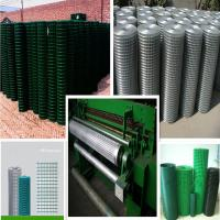 Buy cheap PVC coated welded wire mesh/Galvanized welded wire mesh from wholesalers