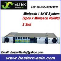Buy cheap Eltek Minipack 48V 1.6KW power supply system from wholesalers