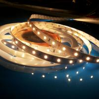 Buy cheap Warm white 24 Volt Waterproof 2835 LED Strip Epistar 60leds/m high power from wholesalers