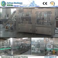 Wholesale Fruit Juice Filling Machine With CIP System Siemens PLC enhanced from china suppliers