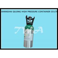 Wholesale DOT-3AL  3.36L   Aluminum  Alloy Gas Cylinder  Safety Gas Cylinder for  Use CO2 Beverage from china suppliers