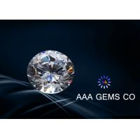 Wholesale 8.5mm Colorless Round Moissanite With Eight Hearts Eight Arrows from china suppliers