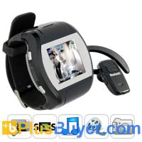 "Wholesale Grande Porto - 1.5"" Touchscreen Cell Phone Watch (850mAh, Quad Band) from china suppliers"