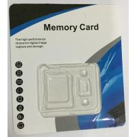 Wholesale Logo Customized Memory Card Package 15mm X 11mm X 1mm With PP / Plastic OEM from china suppliers