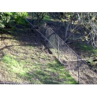 Wholesale ASTM 392 standard chain link fence with posts and accessories from china suppliers