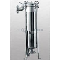 Wholesale Top Entry Bag Filter Housing for some coarse filtration and pre filtering process from china suppliers