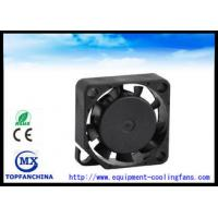 Wholesale Sleeve Bearing LED Light CPU Cooling Fan , axial compact fan 20mm x 20mm x 06 mm from china suppliers