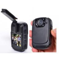 Wholesale 130 Degree Wide Angle Police Wearing Body Cameras DVR With 2'' Screen And IR Night Vision from china suppliers