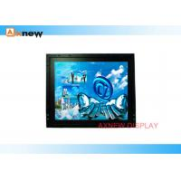Quality VGA 10'' Industrial Touch Screen LCD Displays , Multi Touch PCAP Bonded for sale