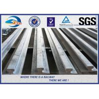 Wholesale Plain Mn 50 Din536 A55 A65 A75 A100 120 Steel Crane Rail DIN 536 from china suppliers