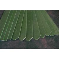 Wholesale Heat - Resistant Epoxy Resin FRP Flat Bar Green For Building Construction from china suppliers