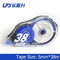 Wholesale Large Capacity 38m Office Colored Correction Tape Ultrathin Non Toxic T-9805 from china suppliers