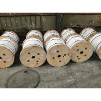 Wholesale YB/T 5004-2012 IEC60888 Galvanized Steel Wire Cable Guy Wire / Stranded Wire from china suppliers