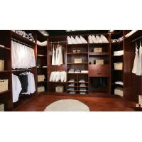 Wholesale walk in closet cabinets, bedroom wardrobe closet from china suppliers