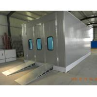 Wholesale Automotive Paint Spray Booth for garage  , exhaust fan and intake fans from china suppliers