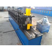Wholesale Steel V Angle / Stud And Track Roll Forming Machine 15-20m/min from china suppliers