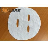 Wholesale Nonwoven Paper Facial Mask For Beautysalon , 100% Cupro And Tencel from china suppliers
