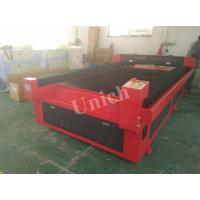 Wholesale Red and black color blade table Laser Cutting Engraving Machine 1300 * 2500mm from china suppliers