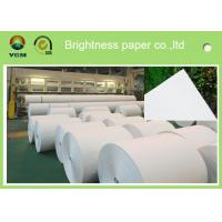 Wholesale Full 70gsm Good Whiteness Business Card Paper / White Bond Paper Smooth Finish from china suppliers