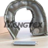 Wholesale T25/T28 Titanium Turbo Blanket Heat Shield Turbo Charger from china suppliers