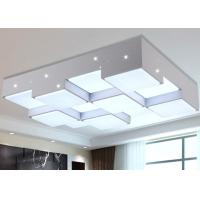 Wholesale Home White Modern LED Ceiling Lights64W LED Iron Chandelier from china suppliers