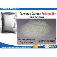 Wholesale Steroid Powder Testosterone Cypionate  Test C For Muscle Enhancement 58-20-8 from china suppliers