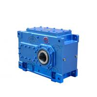 Wholesale Parallel Helical Gearbox Large Torque Helical Gear Reducer For Mining Handle Mechine Application from china suppliers