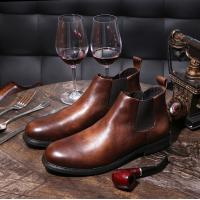 Wholesale Fashion Flats Mens Leather Dress Shoes Black Oxford Dress Shoes Hollow Out Breathable from china suppliers