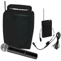 Wholesale VHF 200W Portable Public Address System guitar Amplifier (TK-T89) with CD player  from china suppliers