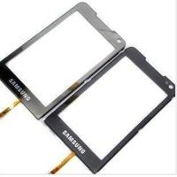 Wholesale Cell phone samsung i900 touch screen digitizer replacement spare parts from china suppliers