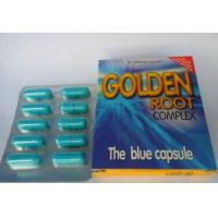 Wholesale Hot Sales In UK and Spain Golden Root Complex Male Enhancement Herbal Sex Pills  from china suppliers