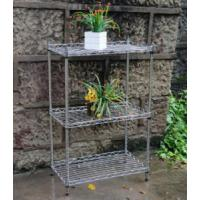 Wholesale Powder Coating Metal Greenhouse Storage Wire Rack from china suppliers