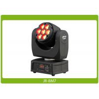 Wholesale 7×4in1 12W Beam Moving Head NEW Housing Affordable Lighting Equipment from china suppliers