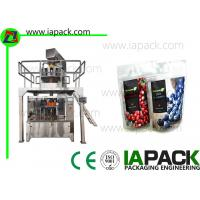 Wholesale Cranberries Premade Pouch Packing Machine Automatic Checking System from china suppliers