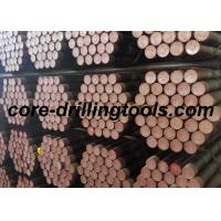 Quality 3m / 1.5m Wireline Drill Rods , High Efficiency Metric Drill Rod Steel for sale