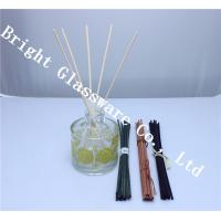 Wholesale wholesale perfume bottle and colored wooden reed diffuser sticks from china suppliers
