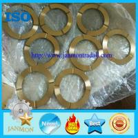 Wholesale Steel Bronze alloy thrust washer,Bimetal washer,Bimetal washers,Thrust pads,Thrust bearing,Thrust bearings,BimetalWasher from china suppliers