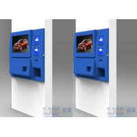Wholesale Internet Kiosk NFC Card Reader Bill Payment Kiosk With GPRS / Wifi Thermal Printer from china suppliers