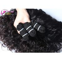 Wholesale Dropship Factory Supply Extension Peruvian Virgin Hair Sew In Weave Italian Curl from china suppliers