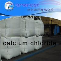 Wholesale Industrial grade Calcium Chloride for Anhydrous used in Oil drilling chemicals from china suppliers