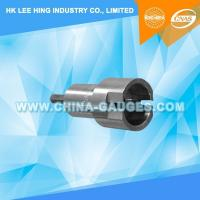 Wholesale B15d Lamp Cap Torque Gauge​ of IEC60968 Figure 3 from china suppliers