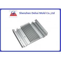 Wholesale CNC Machining Aluminum Heat Sink Extrusion Profiles With Powder Coating from china suppliers
