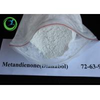 Wholesale Injeactable and Oral Anabolic Steroids Bodybuilding Methandrostenolone Dianabol Dbol White Powder from china suppliers