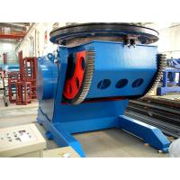 Buy cheap 50 T Capacity Tilting And Rotation Welding Turn Table With 4000 mm Table Diameter from wholesalers