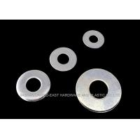 Quality Zinc Plated Falt Round Washer DIN 9021 M12 Wash Strength Carbon Steel Rust Proof for sale