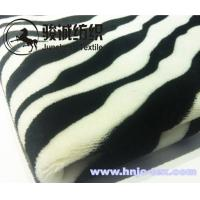 Wholesale China Wholesale 100%Polyester Flannel Blanket Fabric Coral Fleece for bed and home use from china suppliers