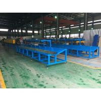 Wholesale High Speed Angle Roll Forming Machine Wire - electrode cutting By chain from china suppliers