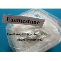 Wholesale Bodybuilding Oral Steroids Post Cycle Therapy Aromaxyl Exemestane 25mg from china suppliers