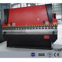 Quality Stable Sheet Shearing Machine Manual / CNC Hydraulic Metal Sheet Bending Machine for sale